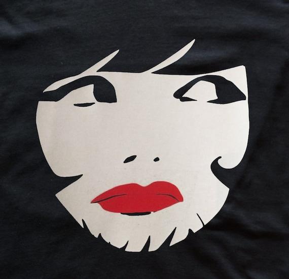 Valentina tribute t-shirt comic girl