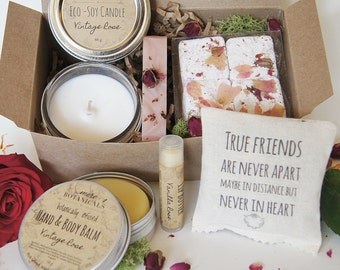 Friend Gift, Gift for Friend, Friends Gift Set - Long Distance Friend Gift - Gift Box for Friendship - BFF Gift