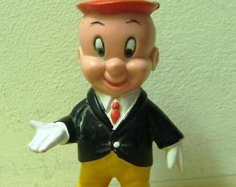 Vintage ELMER FUDD 1976 R. Dakin Looney Tunes rubber vinyl Figure Warner Bros Inc 4 in tall