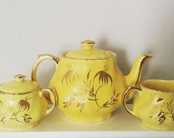 Boston Teapot set