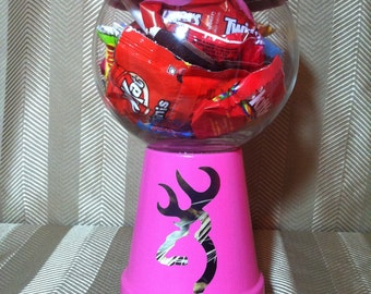 Browning (Pink) Candy Jar