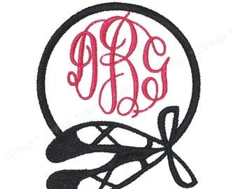 Dance Bag, Ballet Bag, Ballerina Dance Bag, Personalized Ballerina Bag, Personalized Dance Bag, Monogram Ballet Bag, Gray Chevron Dance Tote