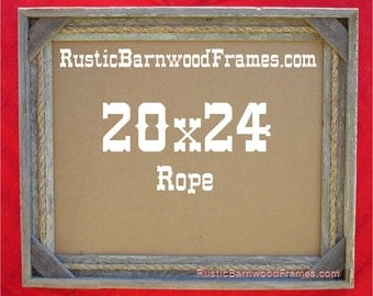 20x24 Picture Frame Etsy