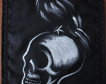 Raven and Skull Patch