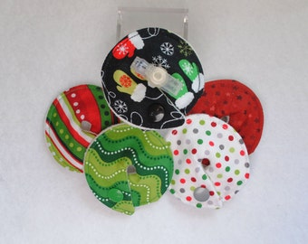 Colors of the Season -- Set of 5 G-Tube Pads