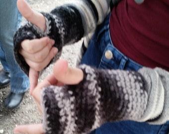 Hand Warmers- Fingerless Gloves