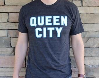 Queen City Tshirt Carolina Edition