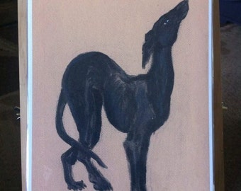 The Hound Print