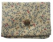 Mini Portemonnaie Vintage Look, Upcycling von Leesha
