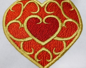Heart Container Patch