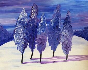 Winter Trees #1