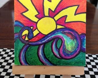 Beach Art mini Meri