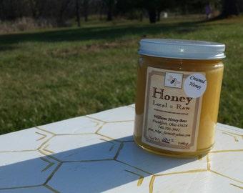 Ohio Made Raw Creamed Honey