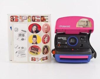 Polaroid #vintage #spicegirl with original packaging! #cool #fashion #photo