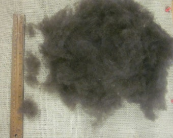 Buffalo fiber (dehaired down)