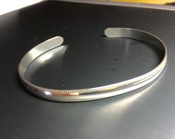 Sterling Silver Cuff Bracelet, 87M