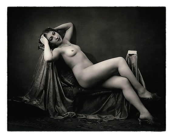 Nude Lounging 13
