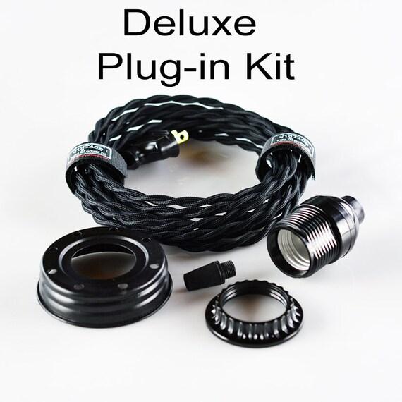 Mason Jar Plug-in Light Kit