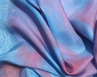 Dusk - Blue and Pink Playsilk