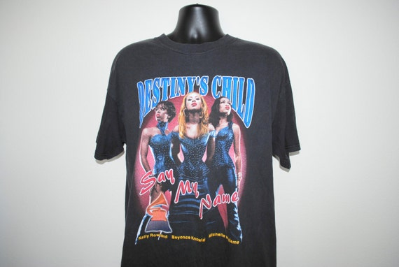 90's Destiny's Child Say My Name Rare Vintage Classic