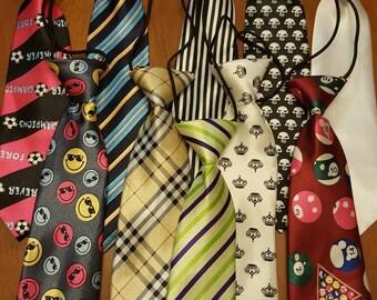 10 ties