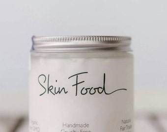 LIME & GINGER   Body Butter   Organic   Skin Brightening   Refreshing