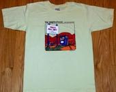 Vintage 80s Fred's Fill Dirt & Croissants T-Shirt Jerry Van Amerongen The Neighborhood Fits M/L