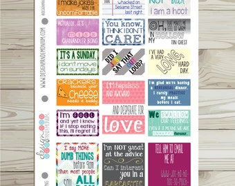 Quotes - Chandler Bing