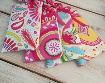Zipper Pouch Set of 4