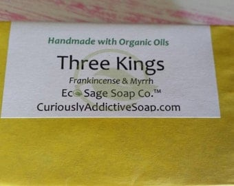 Three Kings Soap Bar