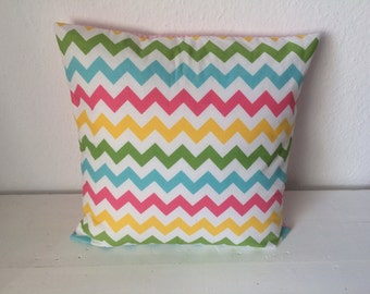 Pillow covers in ZigZag Chevron