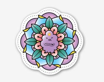 LSP Flower - Sticker