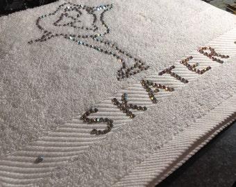 Skate towel