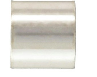 Sterling Silver .925 Crimps 2x2mm Approx. 100 Pieces ~113~