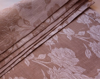 Set of 6 Linen Napkins from Beautiful Exclusive Linen Fabric - Housewarming Gift