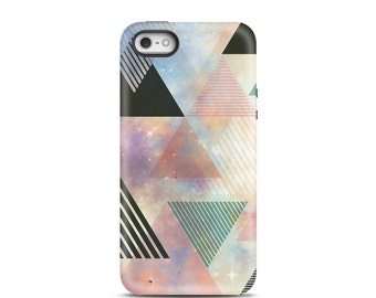 iPhone 7 tough case, iPhone 6s tough case, iPhone 6 tough case, iPhone 5s tough case, iPhone 5 tough case, Tough iPhone case - Triangle
