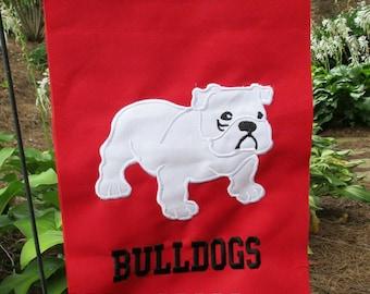GG 2144 Bulldogs Applique
