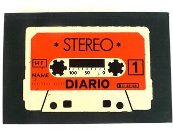 "School Diary ""Stereo"" Malipiero 1970"