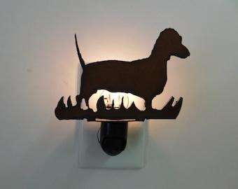 Dachsund Weiner dog nightlight so amazing