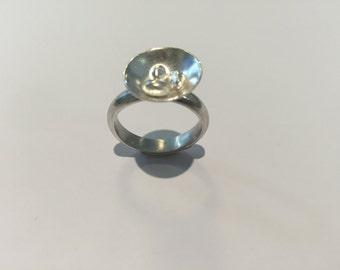 Milkah Petal Ring