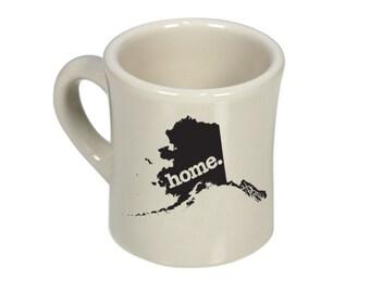 Alaska home. Ceramic Coffee Mug