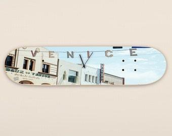 Wall Clock - Venice Beach, Los Angeles, California