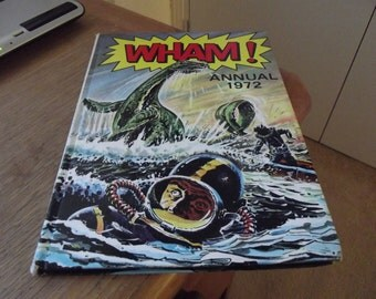 Wham annual 1972