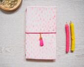 Pink Traveler Notebook (Midori standard size)