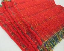 Unique Woven Placemats Related Items Etsy