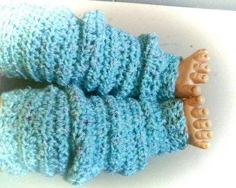 Robins Egg (Leggings for Baby)/baby shower gift/warm/winter