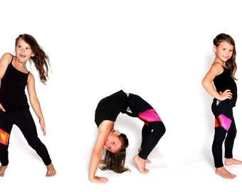 Yoga Leggings for Kids