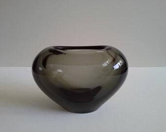 Holmegaard Minuet Vase.