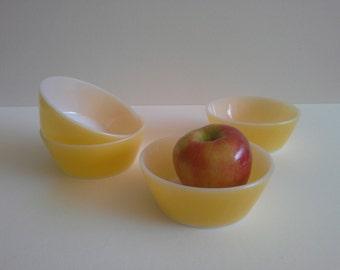 Vintage Federal Glass Bowls, 4.
