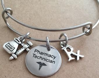 Pharmacy Technician Bangle